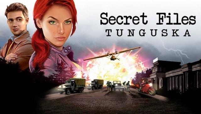 Секретные материалы: Тунгуска - интерактивный квест-триллер для iPhone и iPad