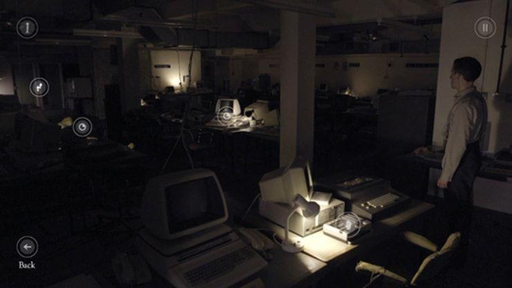 The Bunker — интерактивный психологический триллер для iPhone и iPad