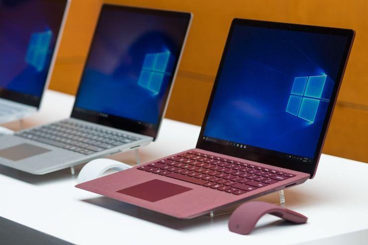 Microsoft представила конкурента MacBook - ноутбук Surface Laptop