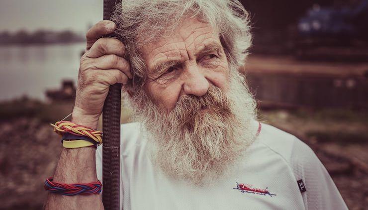 На лодке через Атлантический океан в 70-летнем возрасте: Александер Доба