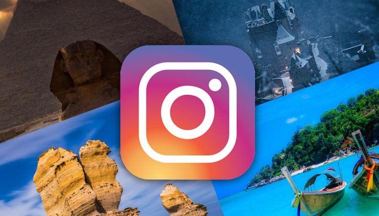 Фото самых красивых мест Земли в Instagram