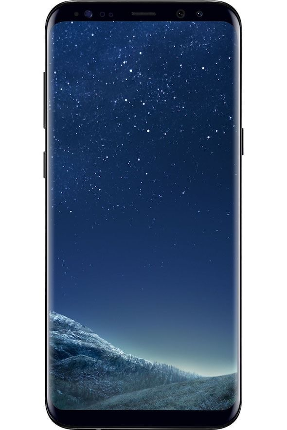 Как перезагрузить Samsung Galaxy S8