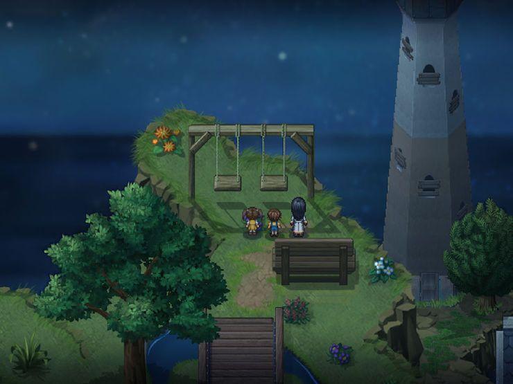 to the moon игра для iPhone и iPad