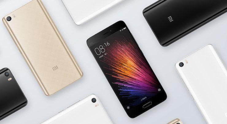 Xiaomi из Китая