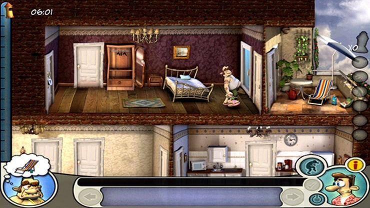 Обзор игры «Как достать соседа» для iPhone и iPad — легендарная классика теперь и на iOS
