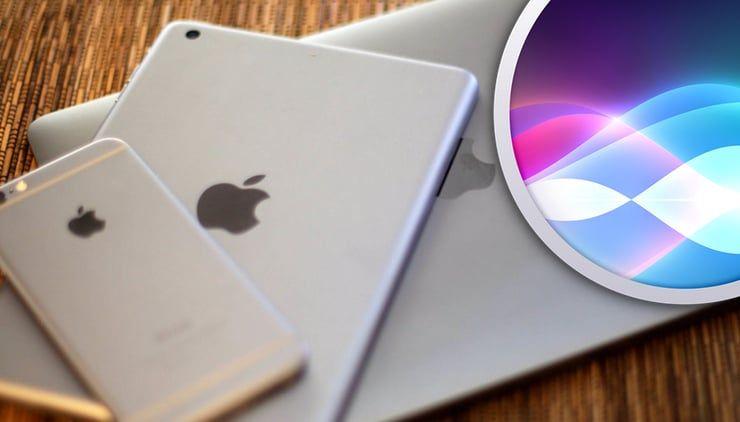 Как синхронизировать данные Siri между своими iPhone, iPad и Mac