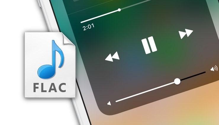 Как слушать музыку в формате FLAC на iPhone