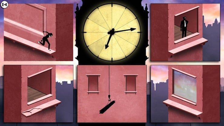 игра Framed 2 для iOS и Apple TV