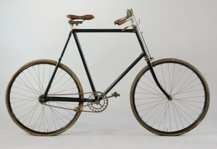 Bicycles of the late 19th century
