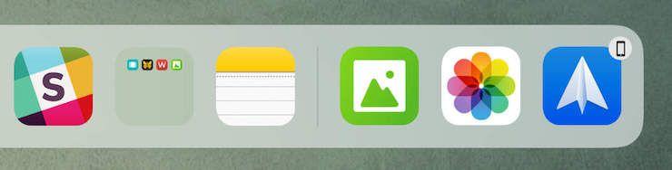 Как работает функция Handoff на iPad c iOS 11