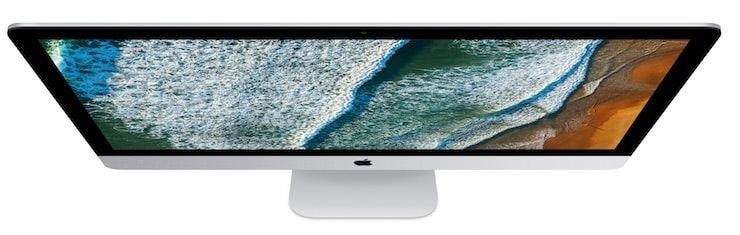 iMac 2017 дизайн