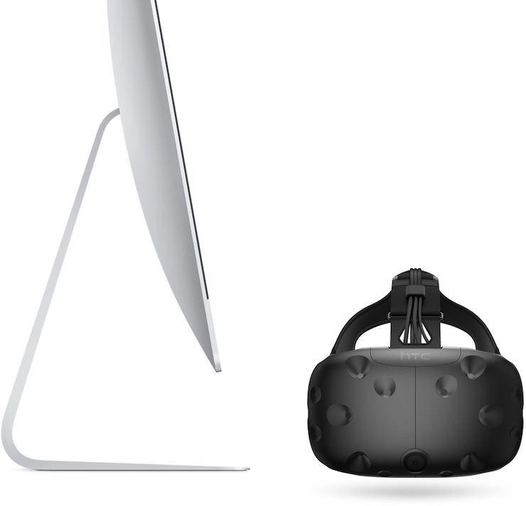 Виртуальная реальность на iMac