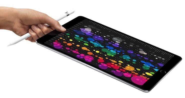 10,5 и 12,9-дюймовые iPad Pro 2017