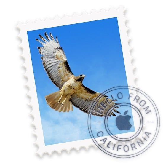 Mail в macOS