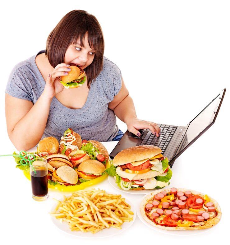 Фастфуд и ожирение