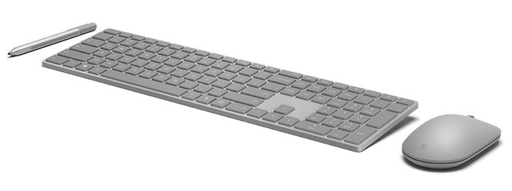microsoft modern клавиатура и мышь