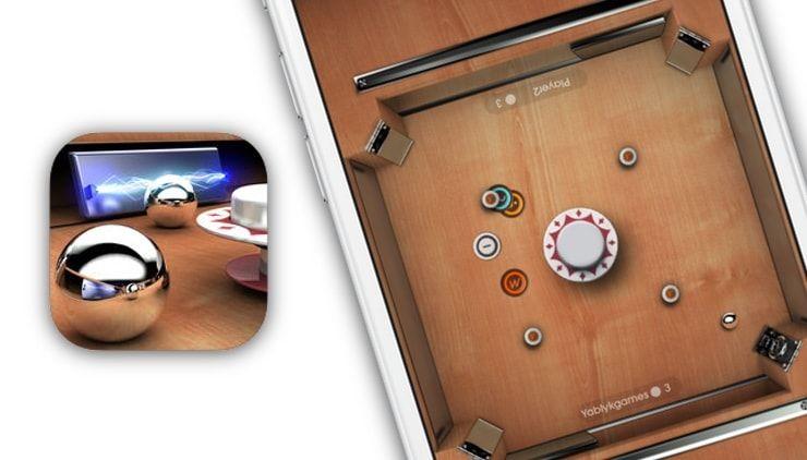 Игра Multiponk для iPhone и iPad