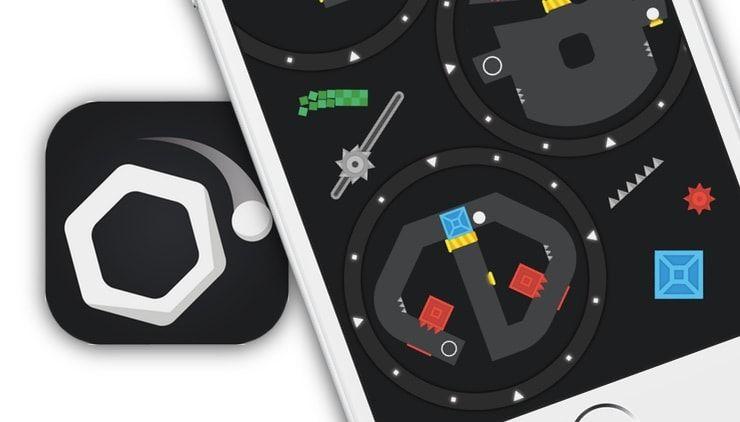Newton - Gravity Puzzle для iPhone и iPad
