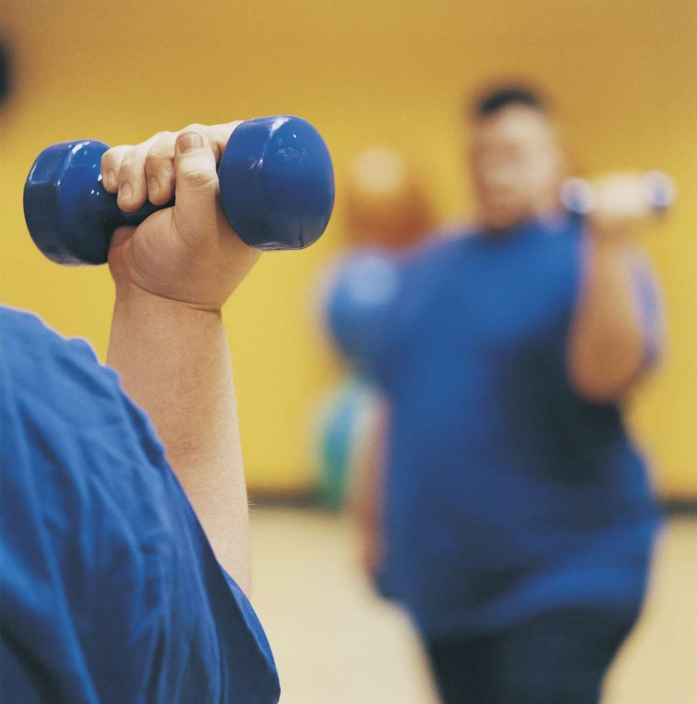 Ожирение и тренировки