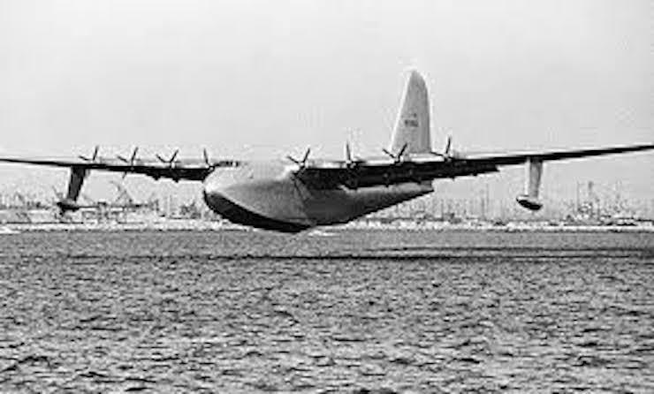 Hughes H-4 Hercules («Еловый гусь»)