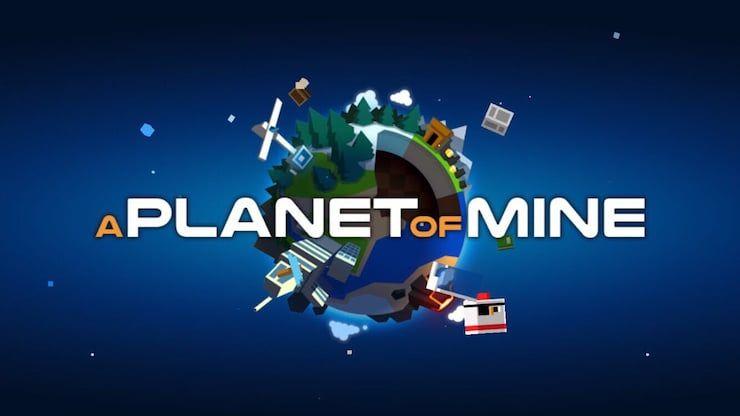 Игра A Planet Of Mine