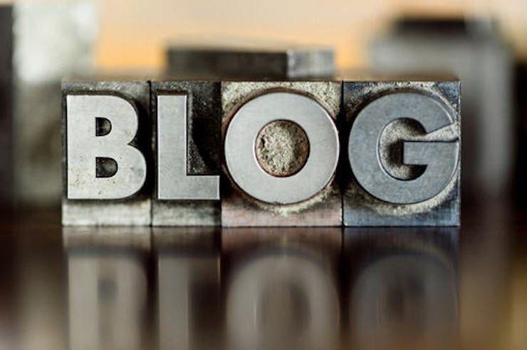 блог лого