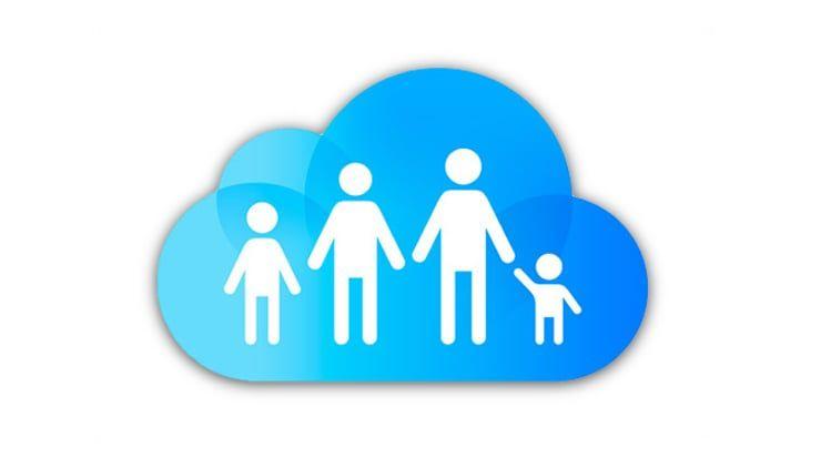 Как поделиться местом в iCloud с членами семьи в рамках «Семейного доступа»