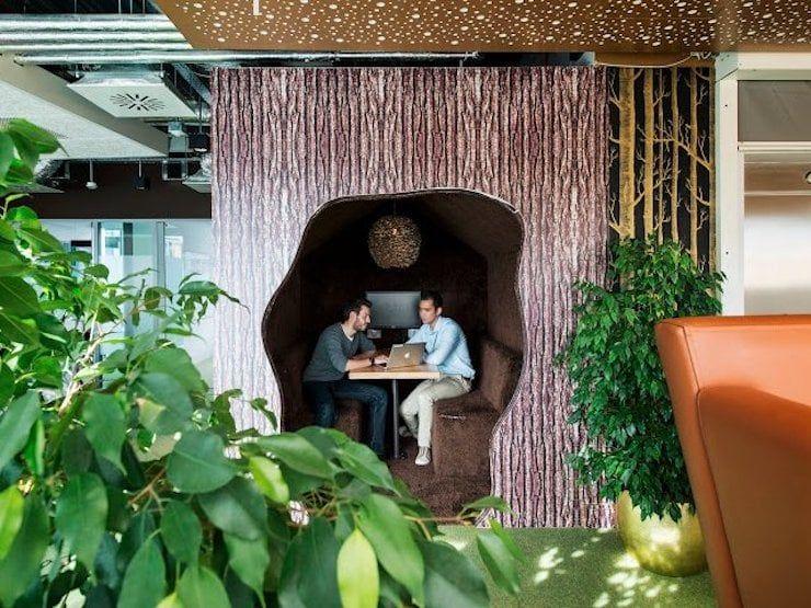 google dublin office