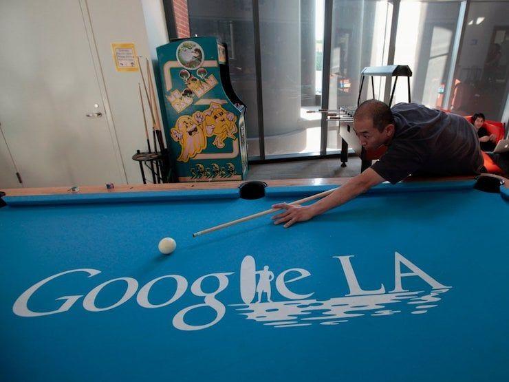 Офис Google в Венис Бич