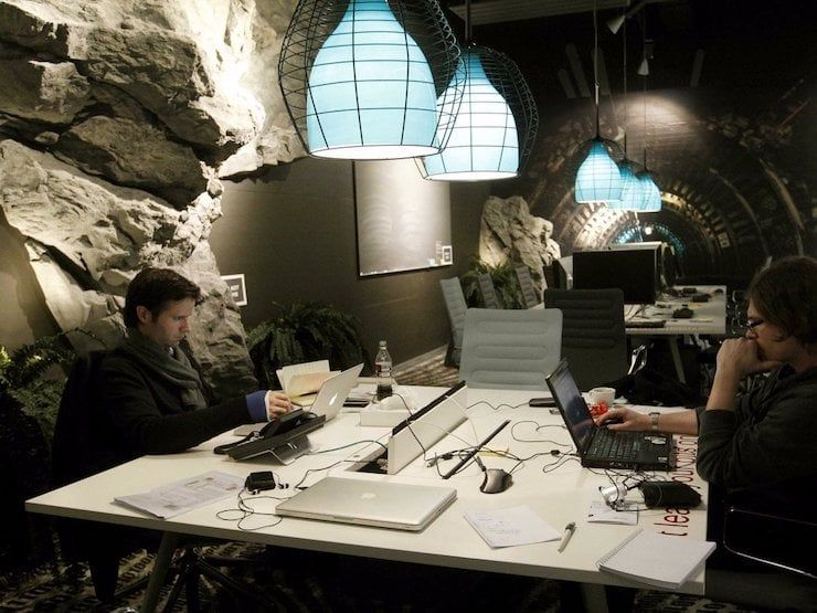 google zurich switzerland office