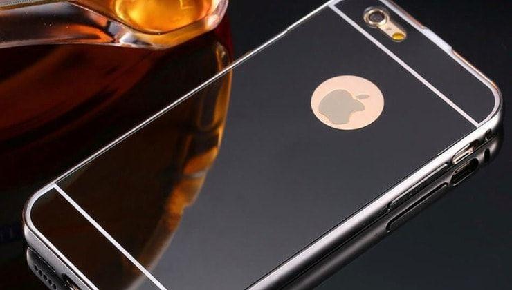 iPhone 8 будет в четырех цветах, включая «зеркальную» версию