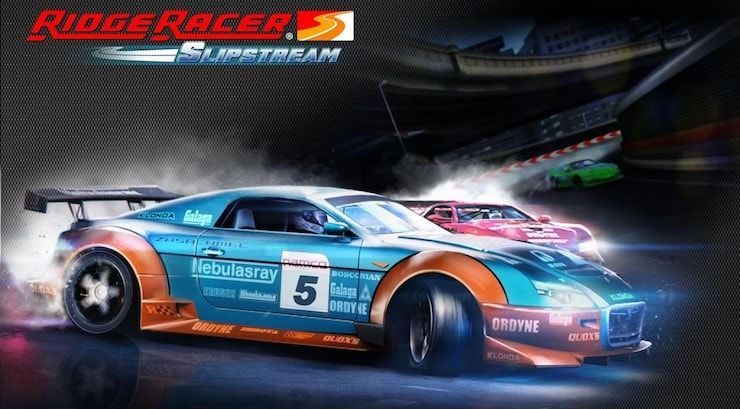 Игра Ridge Racer Slipstream - гонки для iPhone и iPad