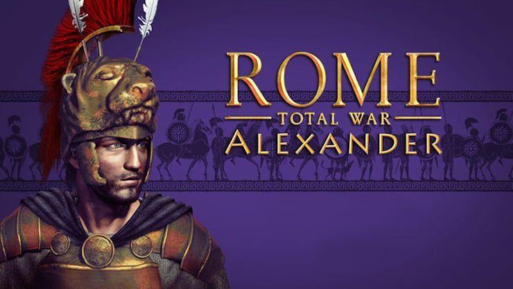 ROME: Total War - Alexander для iPad