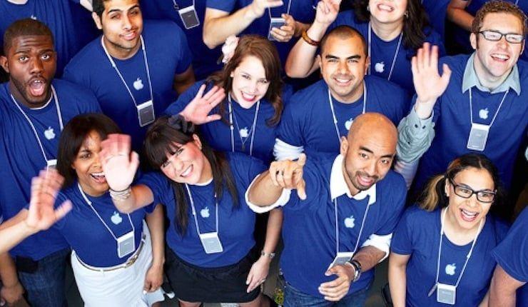 11 правил успеха Apple
