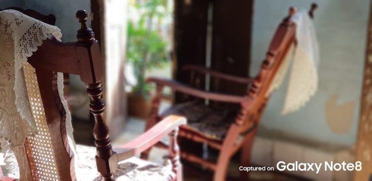 камера Galaxy Note 8