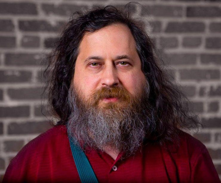 Ричард Столлман Linux