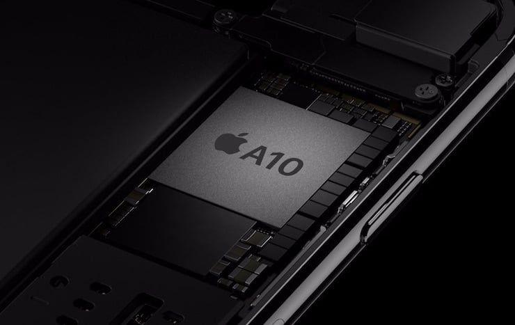процессор A10 Apple