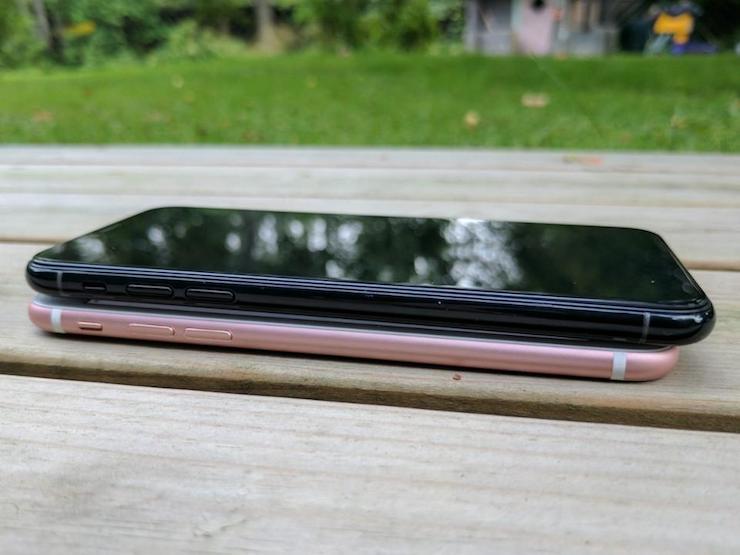 iPhone 8 (окончательный дизайн)
