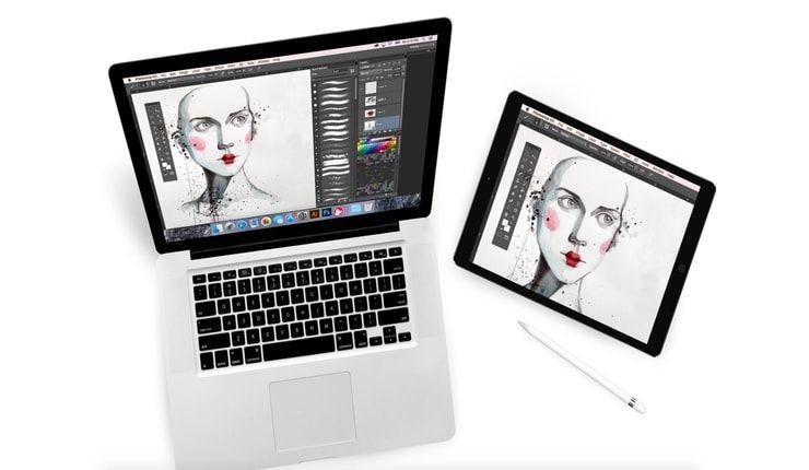 Astropad для iPad