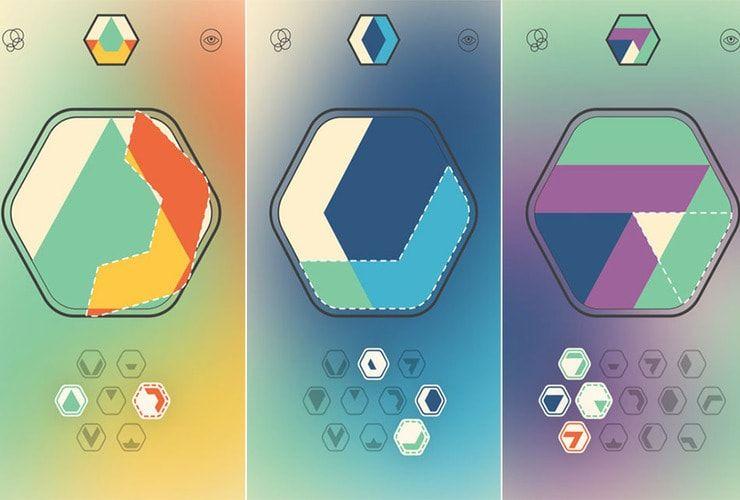 Игр Colorcube для iPhone, iPad и Apple TV — сложная головоломка для любителей пораскинуть мозгами