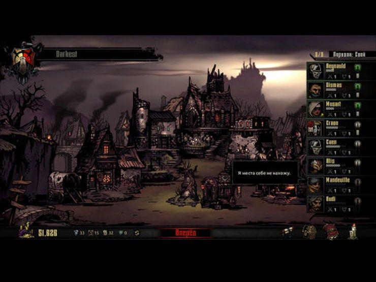 Download Darkest Dungeon for iPad