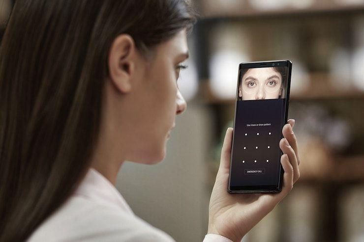 Galaxy Note 8: Дизайн, характеристики, цена, комплект