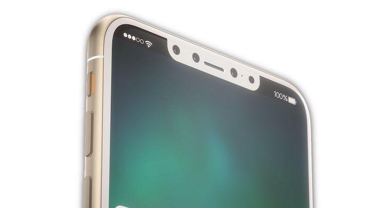 дизайн и главные функции iPhone 8