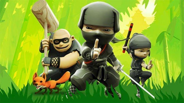 Mini Ninjas для Mac