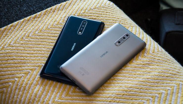 Nokia 8 - новый флагман легендарного бренда