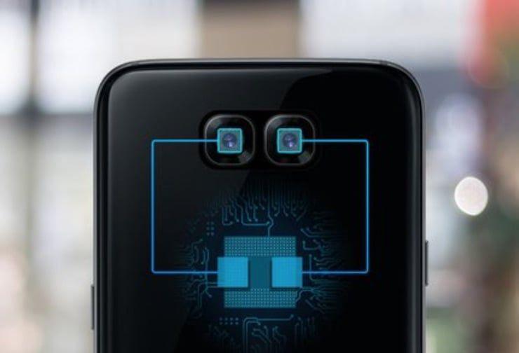 Dual Capture в Samsung Galaxy Note8