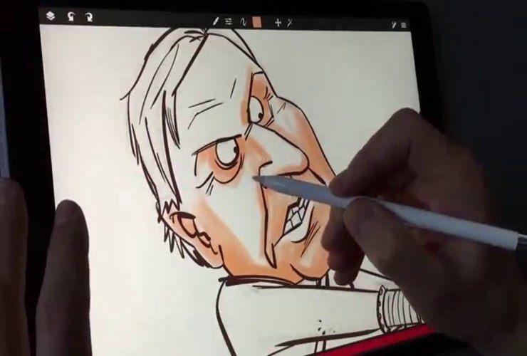 Sketch Club для iPad