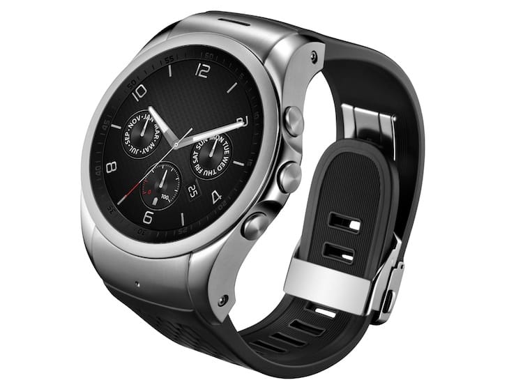 Urbane LTE Android Wear