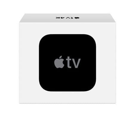 Комплект поставкиApple TV 4K (что в коробке)