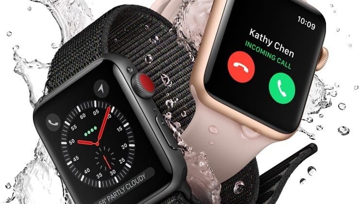 Apple Watch Series 3 LTE
